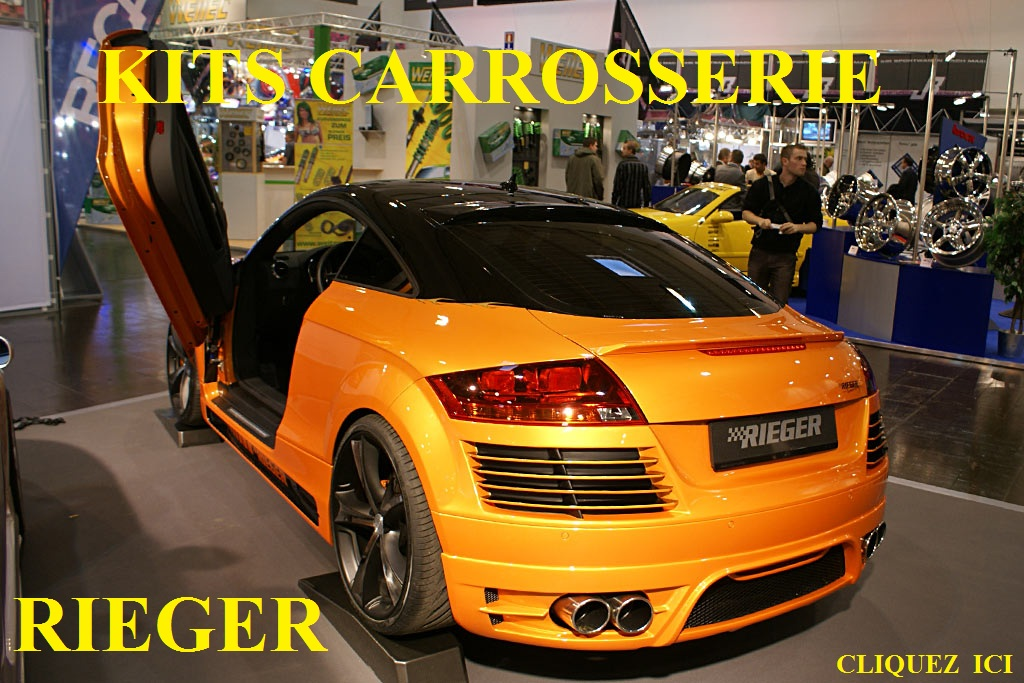 KITS CARROSSERIE RIEGER